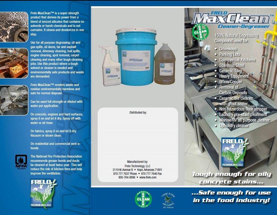 Frelo MaxClean PDF